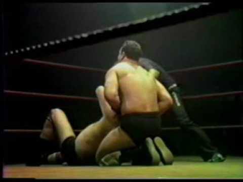 Rene Lasartesse vs Dave Taylor (Hamburg, Date Unknown) - Pirate Fight