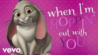 """Hoppin' Out With You (from """"Sofia The First"""") (Official Lyric Video)"""