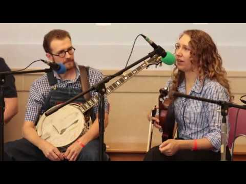Banjo and Fiddle Duets - Fiddlers Week 2016
