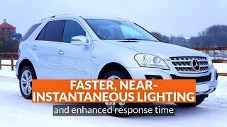 The Way to Utilize LED Automotive Bulbs
