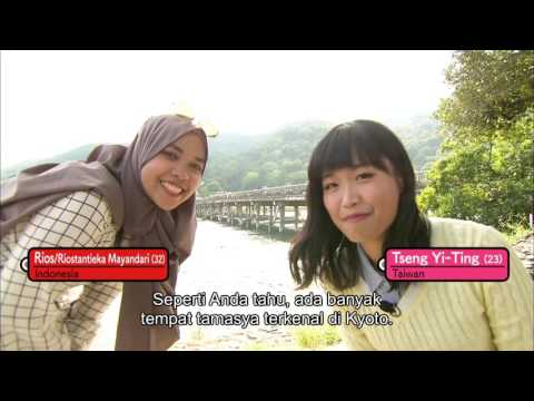 Kyoto University|#06 Catch Your Dream! -Study in JAPAN- IDN