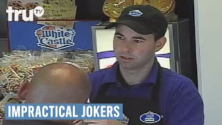 Impractical Jokers - Murr Freezes While Counting Money At White Castle