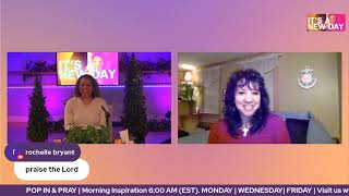 IT'S A NEW DAY |MORNING PRAYER  Wednesday January 20,2021