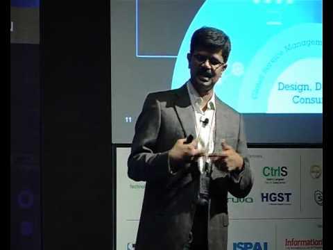 Vamsicharan Mudiam, Strategy Leader, Cloud Computing Service, IBM India/South Asia