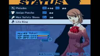 Shin Megami Tensei : Persona 3 FES -122- Two for One