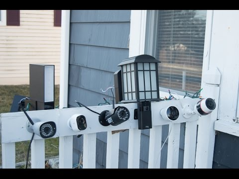 2017 Best Home Security Cameras