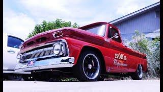 1965 Chevrolet C/10 Pickup Shop Truck
