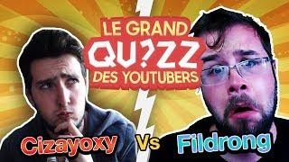 Cizayoxy VS Fildrong - LE GRAND QUIZZ DES YOUTUBERS POKEMON #03
