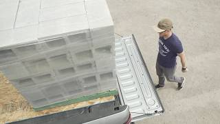 DECKED Test | 2000lbs Payload Test on DECKED Truck Bed Storage Box