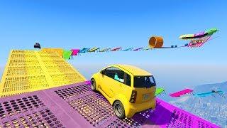 QUE DICES?! ESTO ES IMPOSIBLE!!!  - CARRERA GTA V ONLINE - GTA 5 ONLINE