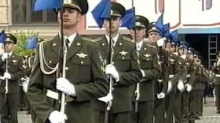 9 мая 2004г. Москва. Красная площадь. Плац-концерт.(Плац-концерт (строевые приемы с карабинами) на военном параде в честь Дня Победы 09.05.2004 / Victory Day 09 May 2004 Military..., 2010-06-11T21:30:18.000Z)