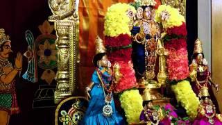 108 Vaishnava Divyadesams (Abodes of Lord Vishnu) Divyaprabandham Pasurams (Tamil Hymns) - Part 1
