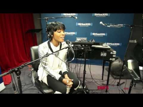 """Dawn Richard Performs """"86"""" on Sway in the Morning's In-Studio Concert Series"""