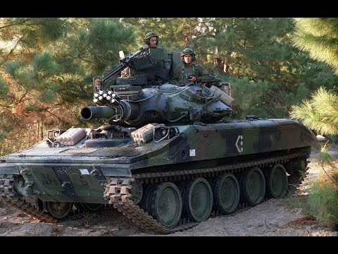 M551 Sheridan Light Tank (documentary)