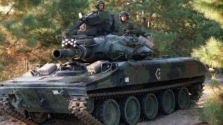 M551 Sheridan Light Tank (documentary)