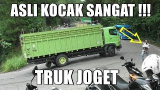 Download NGAKAK PARAH !!! Truk Joget di Sitinjau Lauik