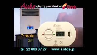 Czujnik tlenku węgla - Firma Aisko - wyłączny przedstawiciel marki Kidde.
