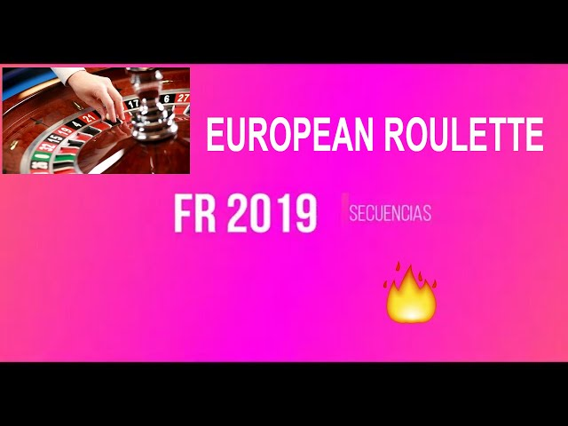 🔴 EUROPEAN ROULETTE BEST STRATEGY ✨(FR)+ Sequencies