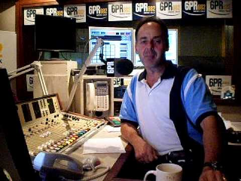 Media Tony Serve, 882 6pr, Commercial Radio,  On Air