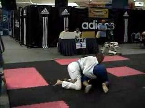 Submission #36 - Nick Stach vs Randy Arroz