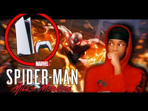 Download OMG!!!😱 Y'ALL IT'S GETTIN' JUICY NOW!!!    Marvel's Spiderman : Miles Morales    Gameplay    #4