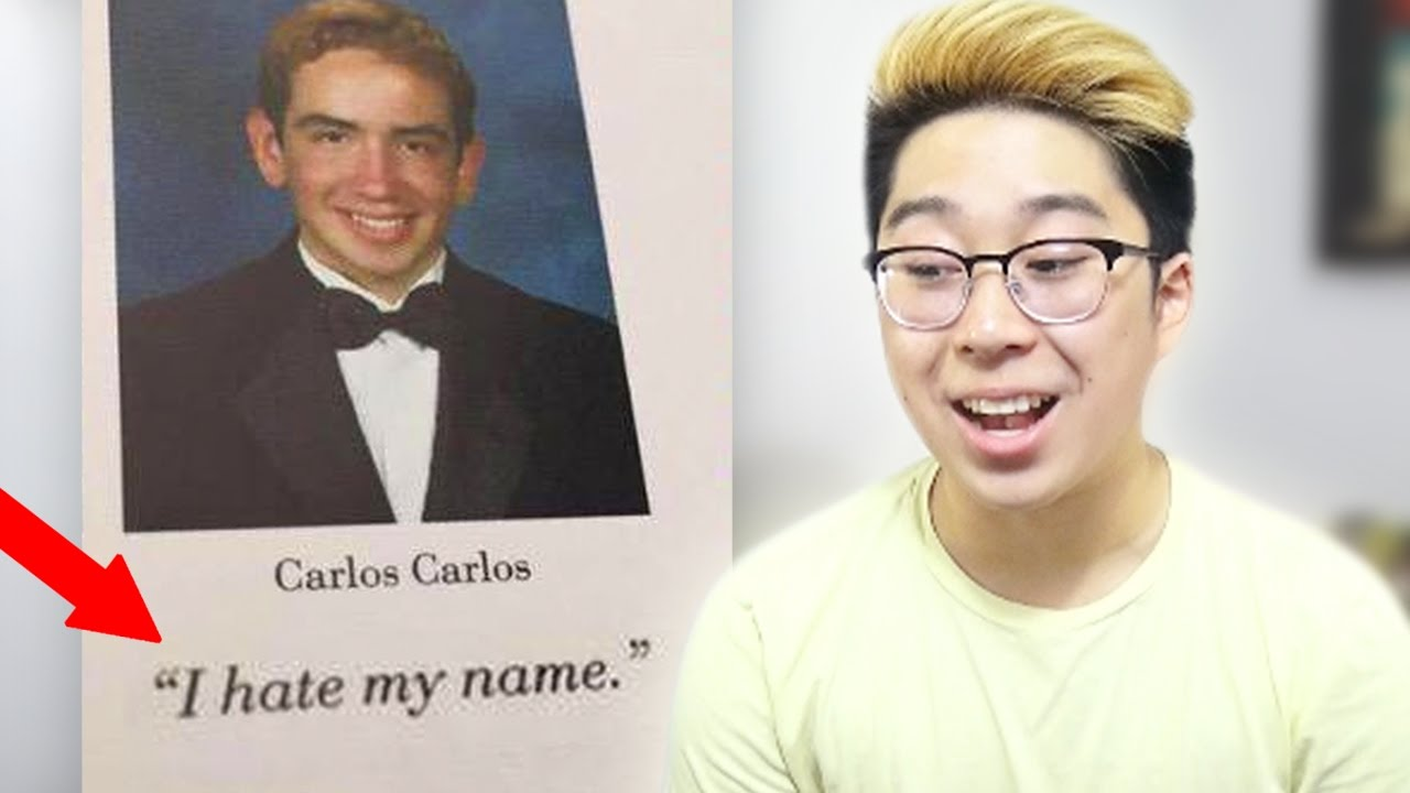 Funniest High School Yearbook Quotes!
