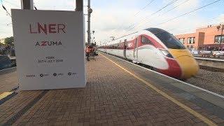 A guide to the new Azuma train | ITV News