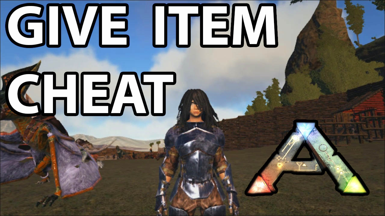 Give item ark survival evolved cheat console command youtube give item ark survival evolved cheat console command malvernweather Gallery