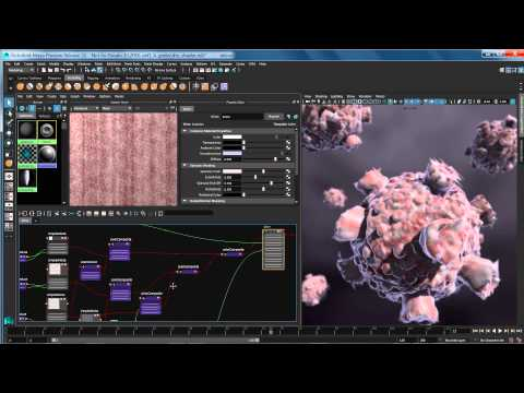 Maya 2016 Extension 1 Overview