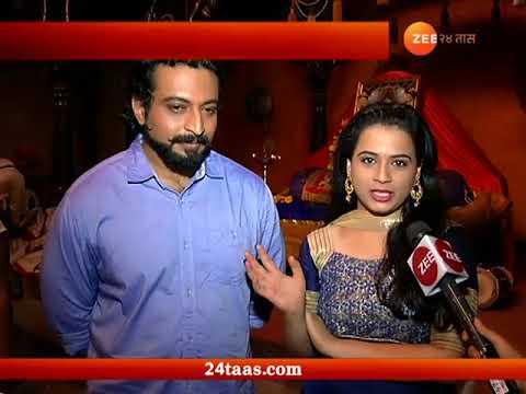 Malika Msaala Swarajya Rakshak Sambhaji Completed 200 Episode Celebration