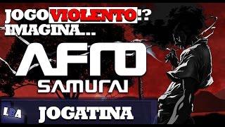 AFRO SAMURAI - JOGO VIOLENTO!? IMAGINA... PT-BR (XBOX360/PS3)