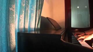 Ngày Hạnh Phúc - Hồ Ngọc Hà ft. V.Music - piano cover