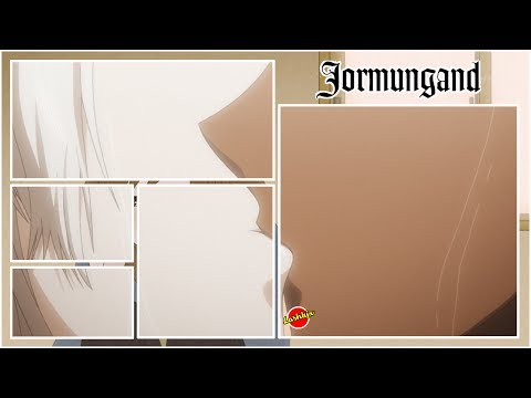 Jormungand Perfect Order - Koko x Jonah [Kiss]