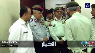 مديرية الدفاع المدني تفتتح مركز صحي  متخصص - (1-5-2018)