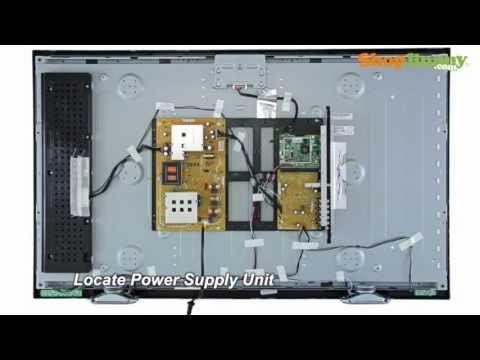 no power on sanyo tv model dp42 dp46 power supply your tv and dvd receiver wiring sanyo tv wiring diagram #4