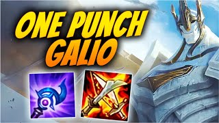 ONE PUNCH GALIO