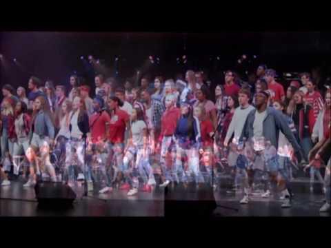 LCHS Choirs Present Cabaret Rocks - Rockin America