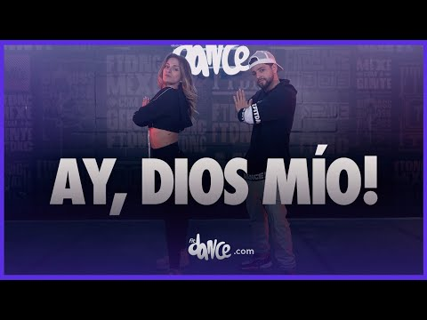 Ay, DiOs Mío! – KAROL G | FitDance Life (Official Choreography) | Dance Video