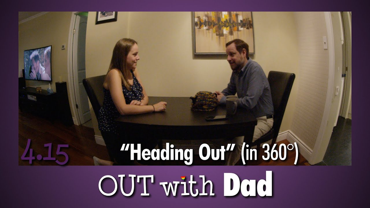 Out With Dad - Season 4 Episode 15