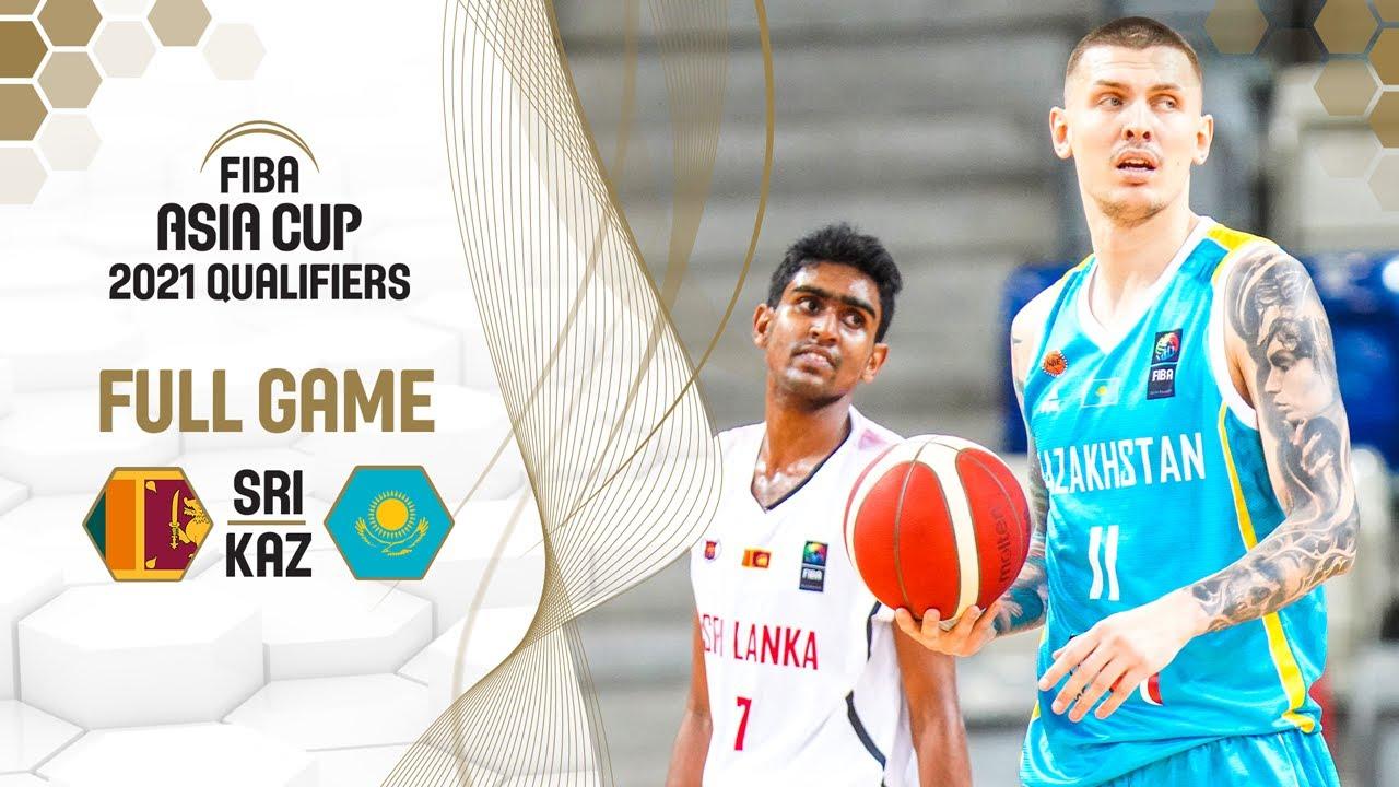 Sri Lanka v Kazakhstan | Full Game