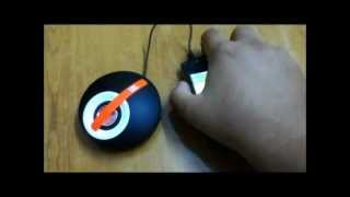jBL (Bugg) On Tour Micro - Portable iPhone Speaker - Unboxing & Quick Demo