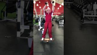 Sam Kaplan New York Sports Club Workout July 2017