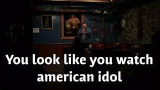 Frank Xavier Stand-Up Comedy #NightlyFrank 007