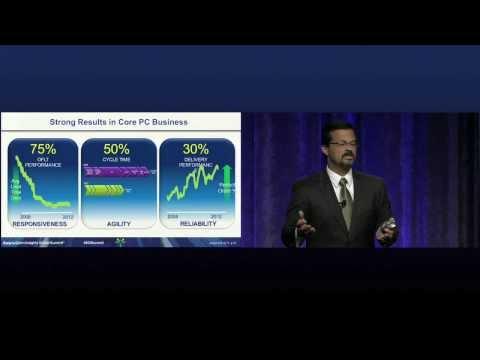 Supply Chain Leadership in Action - Tony Romero of Intel Corporation