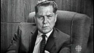 Retrobites: Jimmy Hoffa (1960) | CBC