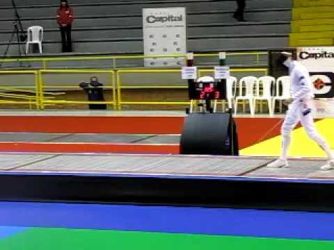Bogota Grand Prix 2009 - Final   Grumier vs Novosjolov  Part 1
