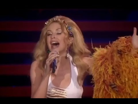 Kylie Minogue - Put Your Hands Up (If You Feel Loved) (Music Video)