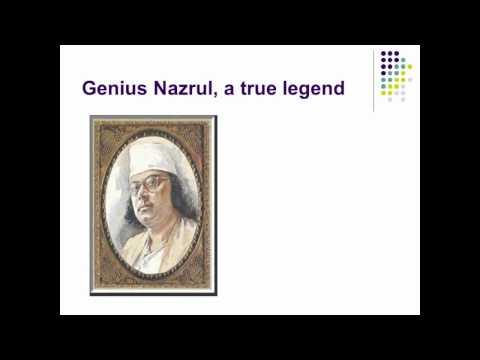 History of Kazi Nazrul Islam