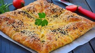 Milföy Tadında Peynirli  Zarf  Böreği  Tarifi