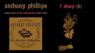 Anthony Phillips/Genesis - F Sharp Part 1 and 2 [The Musical Box Demo 1969]